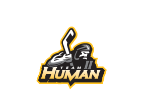 Team Human 2 hockey jerseys