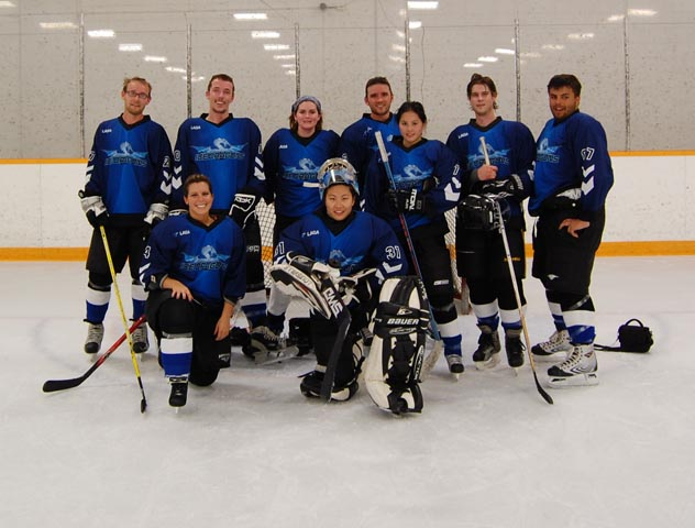 Ice Dragon team picture