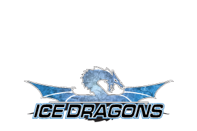 Ice Dragons hockey jerseys