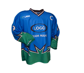 Tnt custom hockey jersey